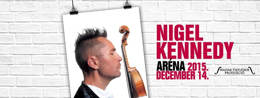 nigel kennedy tour